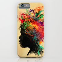 iPhone Cases featuring Wildchild by Budi Kwan