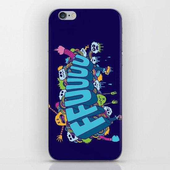 FFUUUU iPhone & iPod Skin