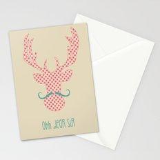 Ohh Dear Sir Stationery Cards