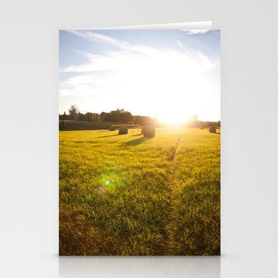 Summer Stationery Card