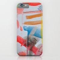 Spontaneous Moods iPhone 6 Slim Case