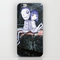 Into Your Arms iPhone & iPod Skin