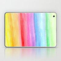 Watercolour Rainbow Laptop & iPad Skin