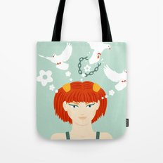 Mind Unchained Tote Bag
