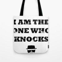 Heisenberg - The One Who… Tote Bag