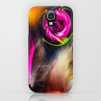 Galaxy S4 Cases featuring Sunrise 6 by Walter Zettl