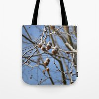 Winter II Tote Bag