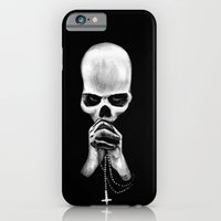 iPhone & iPod Case featuring Straight Is the Gate and Narrow the Way by Zombie Rust