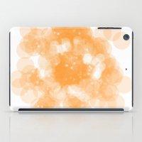 Super Orange iPad Case