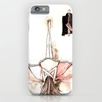 iPhone & iPod Case featuring Ballet&leather by Vanessa Datorre