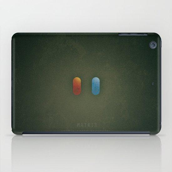 SMOOTH MINIMALISM - Matrix iPad Case