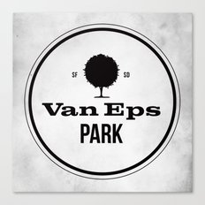 Van Eps Park Canvas Print