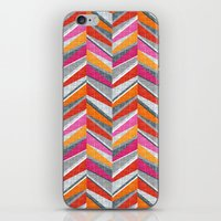Discontinuous Line iPhone & iPod Skin