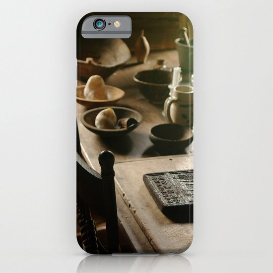Lovely Wood iPhone & iPod Case