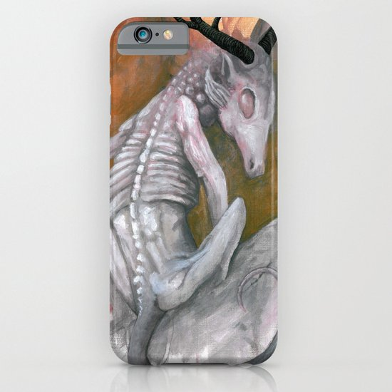 the beast iPhone & iPod Case