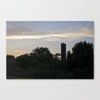 Skyline Canvas Print