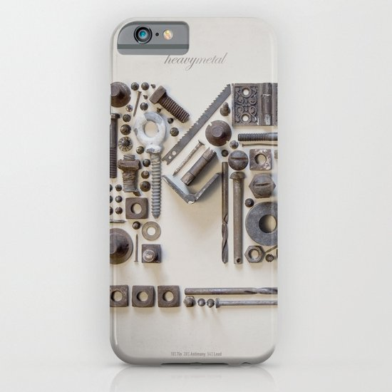 Heavy Metal iPhone & iPod Case