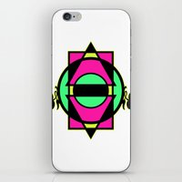 The Ivy Temptress iPhone & iPod Skin