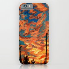Street Meets Sky  iPhone 6s Slim Case