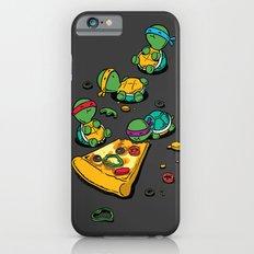 Pizza Lover Slim Case iPhone 6s