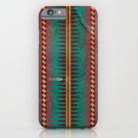 Geo Blanket iPhone 6 Slim Case