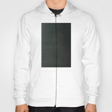 metal pattern Hoody