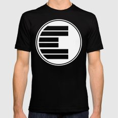 Envisioned (Alt) SMALL Mens Fitted Tee Black