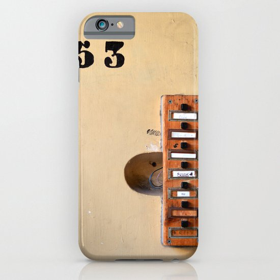Ring my bell iPhone & iPod Case
