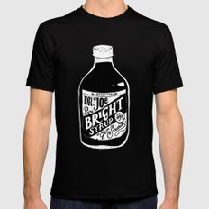 Don't Be Stupid Elixir Mens Fitted Tee Black SMALL