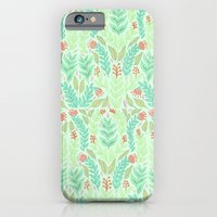 Tiny Flora iPhone 6 Slim Case