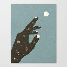 Dead Stars In Our Hands Canvas Print