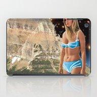 Swimming Time iPad Case