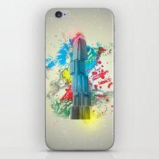 IFC Hong Kong Abstract iPhone & iPod Skin