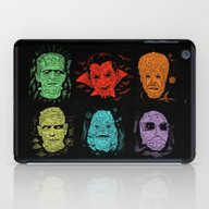 Old Grotesque iPad Case