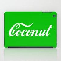 Coconut iPad Case