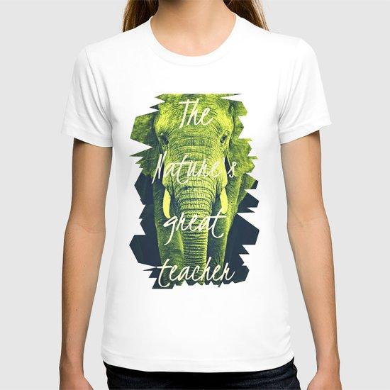 LIVING TREASURES III T-shirt