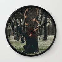 NATURE'S KEEPERS Wall Clock