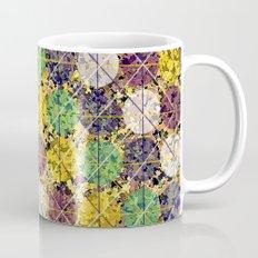Pattern circles joined Mug