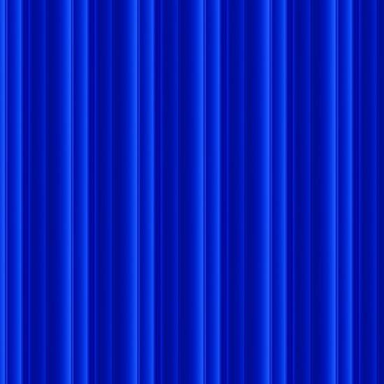 Sleek (Blue) Art Print