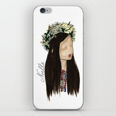 Crown of Roses iPhone & iPod Skin