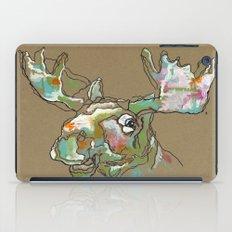 Sorbet Moose iPad Case