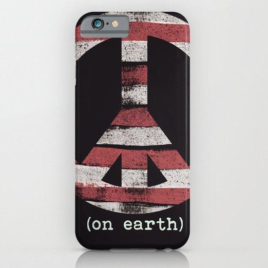 peace 2 iPhone & iPod Case