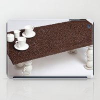 Coffee Table iPad Case