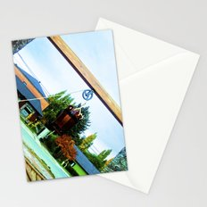 The well. Stationery Cards