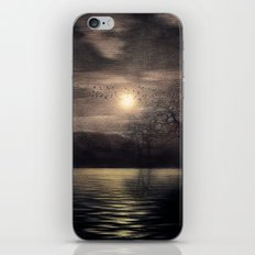 Sunset after the storm iPhone & iPod Skin