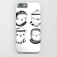 iPhone & iPod Case featuring Drug Dealers by Mr. JJ