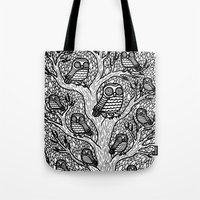 The Hypnowl Council Tote Bag