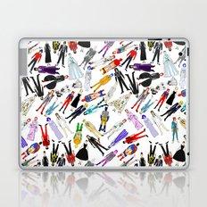 New Year Dress UP Slumber Party Laptop & iPad Skin