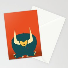 Love Monster Stationery Cards