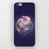 Lost In A Space / Callis… iPhone & iPod Skin